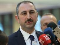 ADALET BAKANI - Adalet Bakanı Abdülhamit Gül: Bu çok büyük bir skandaldır