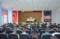 KALDIRIM İŞGALİ - Adilcevaz'da Okul Güvenliği Toplantısı