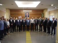 AK Parti Çorum'da 3 İlçede Başkan Adayını Belirledi