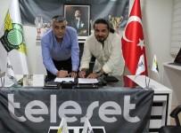 AKHİSAR BELEDİYESPOR - Akhisar Belediyespor İsim Sponsorunu Buldu
