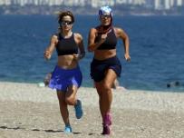 MALİ MÜŞAVİR - 'Analı-Kızlı' Bel Fıtığından Triatlon Yarışına
