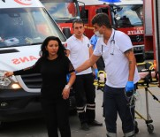 MUSTAFA APAYDIN - Ankara'da Düğün Salonunda Korkutan Yangın