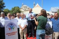 CUNTA - Arakan'da Müslümanlara Yönelik Katliamlara Tepkiler Sürüyor