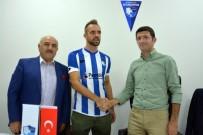 ERZURUMSPOR KULÜBÜ - B.B.Erzurumspor'a Slavia Prag'dan Yıldız Transfer