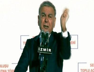 Başbakan'ın açılış yapacağı töreni Kocaoğlu terk etti