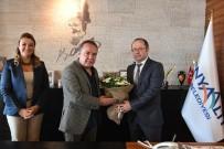 ALI ÇETIN - Başkan Böcek, Zabıtaların 'Haftası'nı Kutladı
