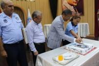 ZABITA MÜDÜRÜ - Başkan Pamuk, Zabıta Teşkilatının Kuruluş Yıl Dönümünü Kutladı
