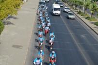 BÜYÜK TAARRUZ - Başkan Şirin 'Büyük Taarruz Bisiklet Turu' Gönüllülerini Ağırladı