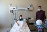 LÖSEMİ HASTASI - Başkan Tuna'dan Lösemili Çocuklara Bisiklet