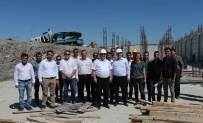 TURGUT DEVECIOĞLU - Başkan Zolan Ve Devecioğlu Honaz'daki Çalışmaları İnceledi