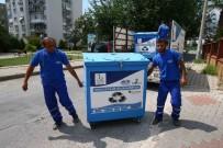 KARABAĞ - Bayraklı'da 40 Bin Ton Atık Dönüşüme