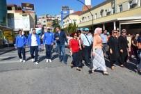 SAĞLIK OCAĞI - Biga'da Sağlık Yürüyüşü