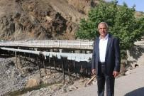 İLLER BANKASı - Bingöl'de Selin Yıktığı Köprü Yapılıyor
