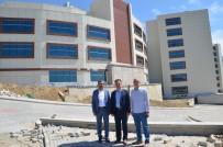 YOĞUN BAKIM ÜNİTESİ - Bölge Hastanesi Yıl Sonunda Hizmete Girecek