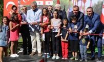 SELÇUK DERELI - Çankaya'da Dostluk Adına Gürcistan'ın Başkenti Tiflis'in Adını Taşıyan Park Açıldı