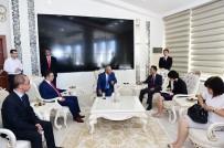 KURU KAYISI - Çin Halk Cumhuriyeti Ankara Büyükelçisi Malatya'da