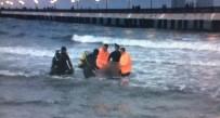 BOĞULMA TEHLİKESİ - Denizde Kaybolan Çocuğun Cesedi Bulundu
