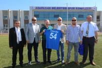 ŞABAN DİŞLİ - Dişli'den Adapazarıspor'a Ziyaret
