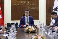 HASAN BASRI GÜZELOĞLU - Diyarbakır'da 'Okul Güvenliği' Toplantısı