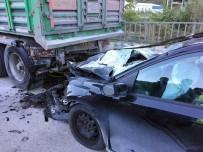 ÖLÜMLÜ - Doğu Karadeniz'de 2017 Yılındaki Trafik Kazalarında 65 Kişi Hayatını Kaybetti