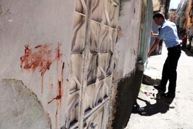 Duvardaki kan lekesi cinayeti ortaya çıkardı