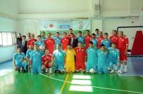 ALI GÜLTIKEN - Efsane Futbolcular Hükümlülerle Buluştu