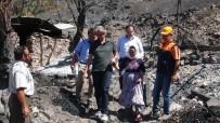 MUSTAFA DEMIR - Fatih Belediye Başkanı Demir Yangın Bölgesinde