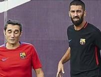 ARDA TURAN - Galatasaray Arda'yı 2 yıllığına kiraladı