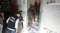 ÖZEL TİM - Gaziosmanpaşa'da Helikopter Destekli Uyuşturucu Operasyonu