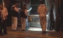 İZMIR ADLI TıP KURUMU - İzmir'de gece kulübüne silahlı saldırı