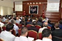 Gümüşhane'de Eğitim Güvenlik Tedbirleri Toplantısı Yapıldı
