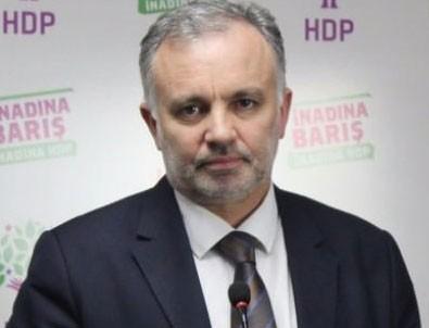 HDP'li Ayhan Bilgen'in tahliyesine itiraz