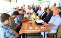 İLLER BANKASı - Hıdırbeyli'de Kanalizasyon Çalışması Başlıyor