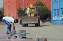 Iğdır'da Okullar Eğitim Ve Öğretime Hazırlanıyor