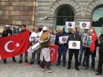 BARıŞ GÜCÜ - İsveç'te Arakanlı Müslümanlar İçin Destek Gösterisi
