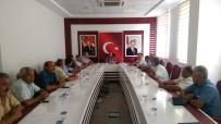 AHMET GAZI KAYA - Kahta'da Öğrenci Servisleri Ve Okul Güvenliği Toplantısı Yapıldı