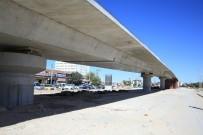KÖPRÜLÜ - Karaman'da Köprülü Kavşak Çalışmaları Devam Ediyor