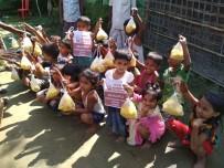 KEÇİÖREN BELEDİYESİ - Keçiören'den Arakan'a Çadır Yardımı