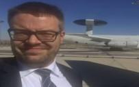 SOSYAL DEMOKRAT - Konya'ya Gelebilen Alman Vekiller Kentten Ayrıldı