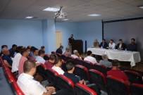 KAMERA SİSTEMİ - Lice'de 'Okul Güvenliği' Toplantısı Yapıldı