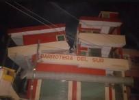 KOSTA RIKA - Meksika 8 Şiddetindeki Depremle Sarsıldı Açıklaması 5 Ölü