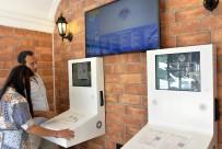 AKBELEN - Mezarlık Bilgi Sistemi Mersin'de Akbelen Mezarlığı'nda Başladı