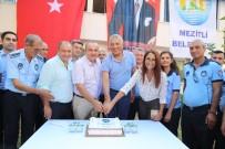 YÜZ YÜZE - Mezitli'de Zabıta Teşkilatının Kuruluşu Törenle Kutlandı