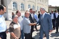 ZEKERİYA BİRKAN - Minareliçavuş Büyükşehir İle Nefes Alıyor