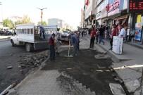 FEYAT ASYA - Muş Belediyesi Tahribatları Onarıyor