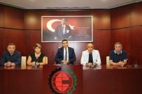 MEHMET ERDEM - Öğrenci Servislerinin Sorunları GTO'da Tartışıldı