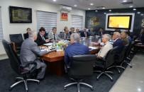MAHALLİ İDARELER - Okulların Güvenlik Kameraları Kent Güvenlik Yönetim Sistemine Bağlanacak