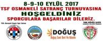 SATRANÇ TURNUVASI - Osmaneli'de Satranç Şöleni