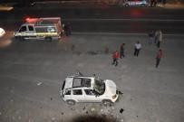 Otomobil 20 Metrelik Duvardan Düştü Açıklaması 1 Ölü