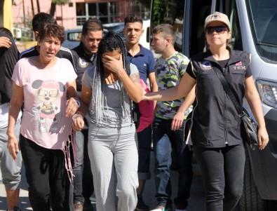 PKK operasyonunda anne-kız tutuklandı